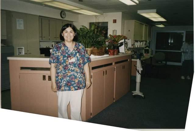 Foto 14 - Visitas - Tri City Medical - enfa no posto de enf.