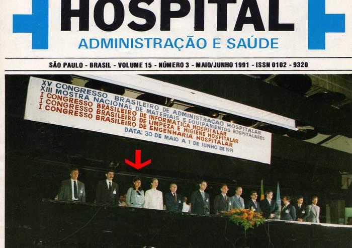 Foto 1 - Primeiro Congresso Brasileiro de Limpeza e Higiene Hospitalar2