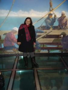 Foto 15 - CN Tower - piso de vidro